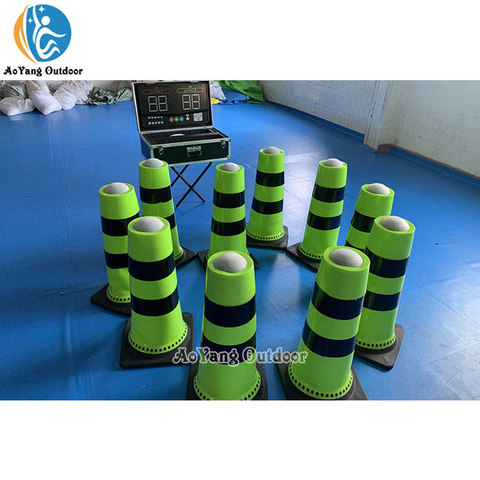 Hot Sale Interactive Sport Battle Light Cones Arena Games with IPS system