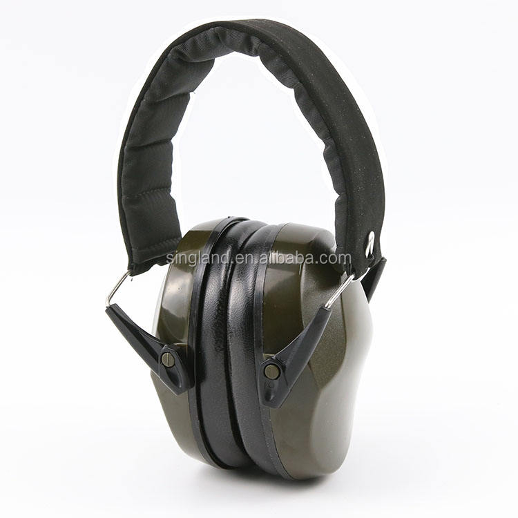 Passive Ear Defender Hearing Protection Ear Muff NRR 22 dB