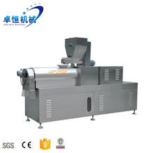 toasted extruder cereals corn flake making machineries/production line/processing line