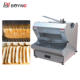 Toast Machine Bread Toast Boyne Kitchen Equipment Stainless Steel Mechanical Toast Slicing Machine Adjustable Electric Loaf Bread Slicer