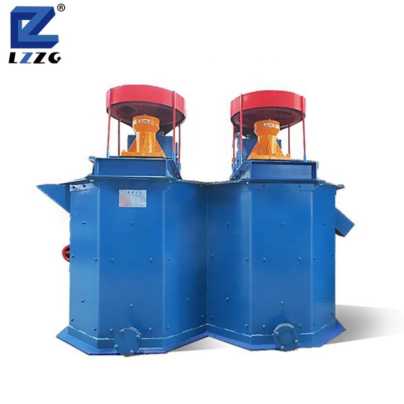Silica sand mining machine silica washing attrition scrubber with the best price