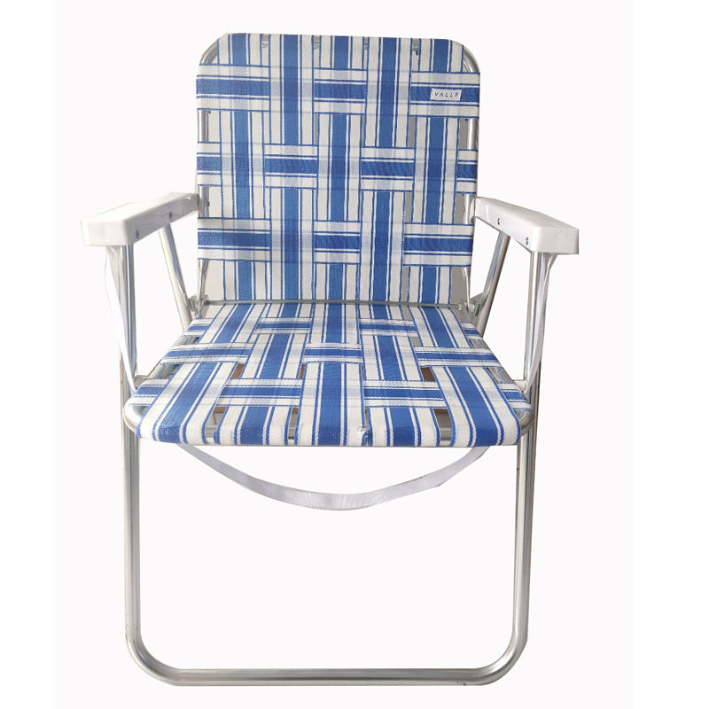 portable lightweight aluminum cane webbed folding lawn chairs
