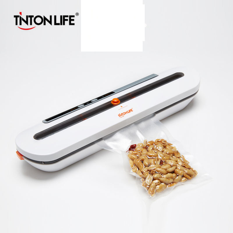TINTONLIFE 80W Molecular Food Vacuum Packaging Machine Constant Low Temperature Food Fresh維持