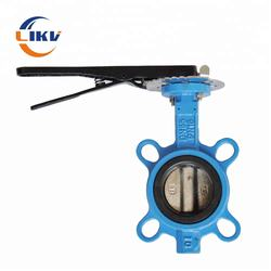Handle for Wafer Type Butterfly Valve with Water Air Oil Gas