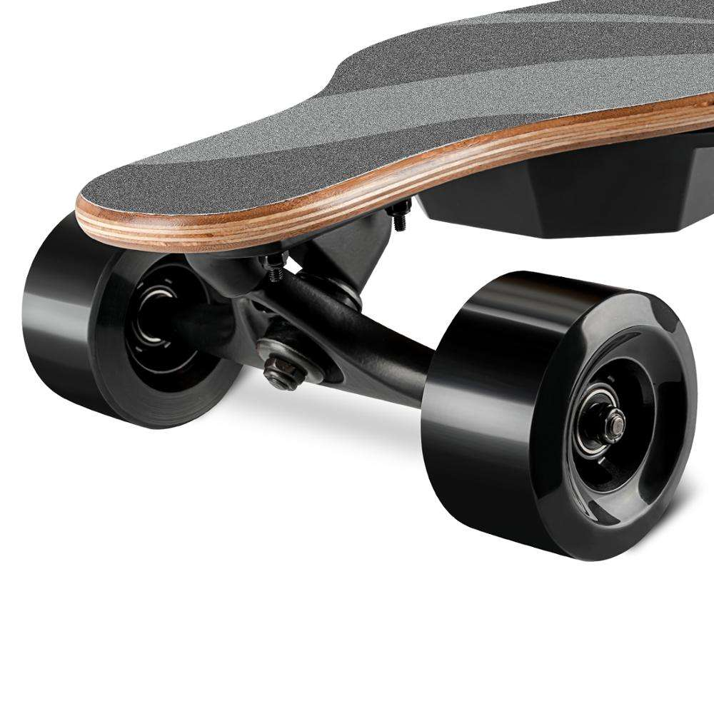 Best Quality electric skateboard longboard fast e skateboard longboard 35kmh electric skateboard dual belt