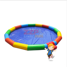 ZZPL High Quality Inflatable pool for Kids/Commercial swimming pool for sale