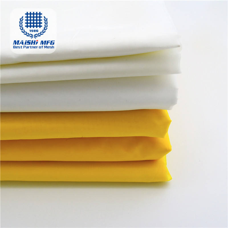 Manufacturer polyester screen printing mesh