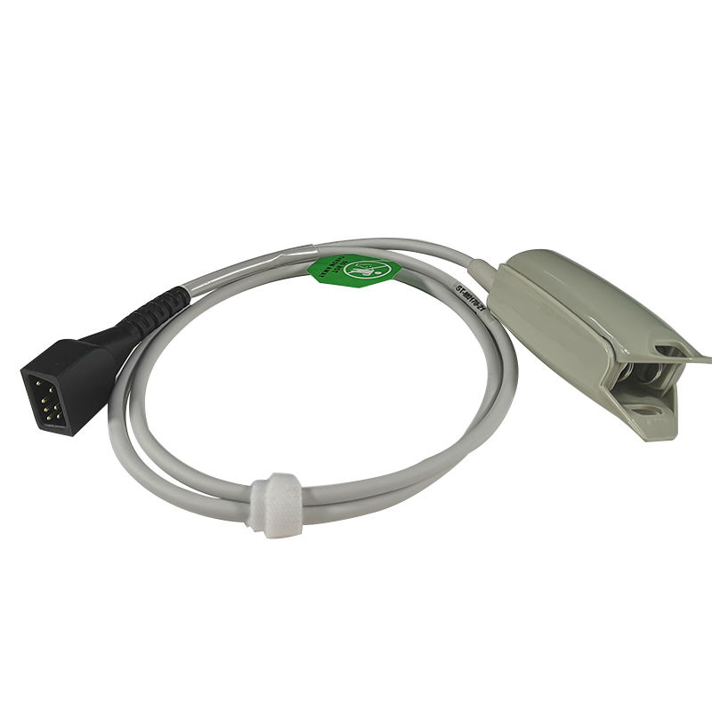 NONIN 7 PIN ADULT FINGER CLIP SPO2 PROBE SENSOR