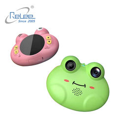 2019 Best Halloween Gift For Children Colorful Real 720P Video Camera Toys For Kids