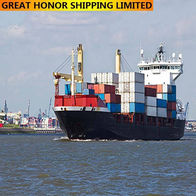 GHSL ddu/ddp door railway shipping container sea freight from china to bangladesh for amazon fba