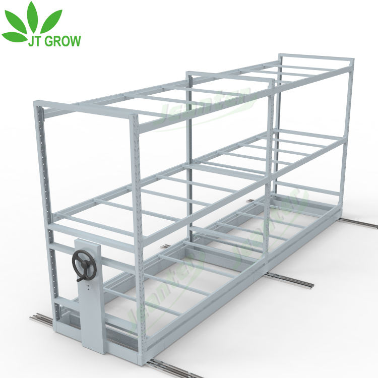 US Canada confezionatrice verticale medical plants commecial multi level grow rack
