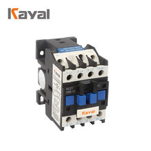 3 Phase 60hz Contactor Accessories 12a 25a 30a 90a 200a 24v 220v lc1-d3210 ac Magnetic Power Contactor with CE Certificate