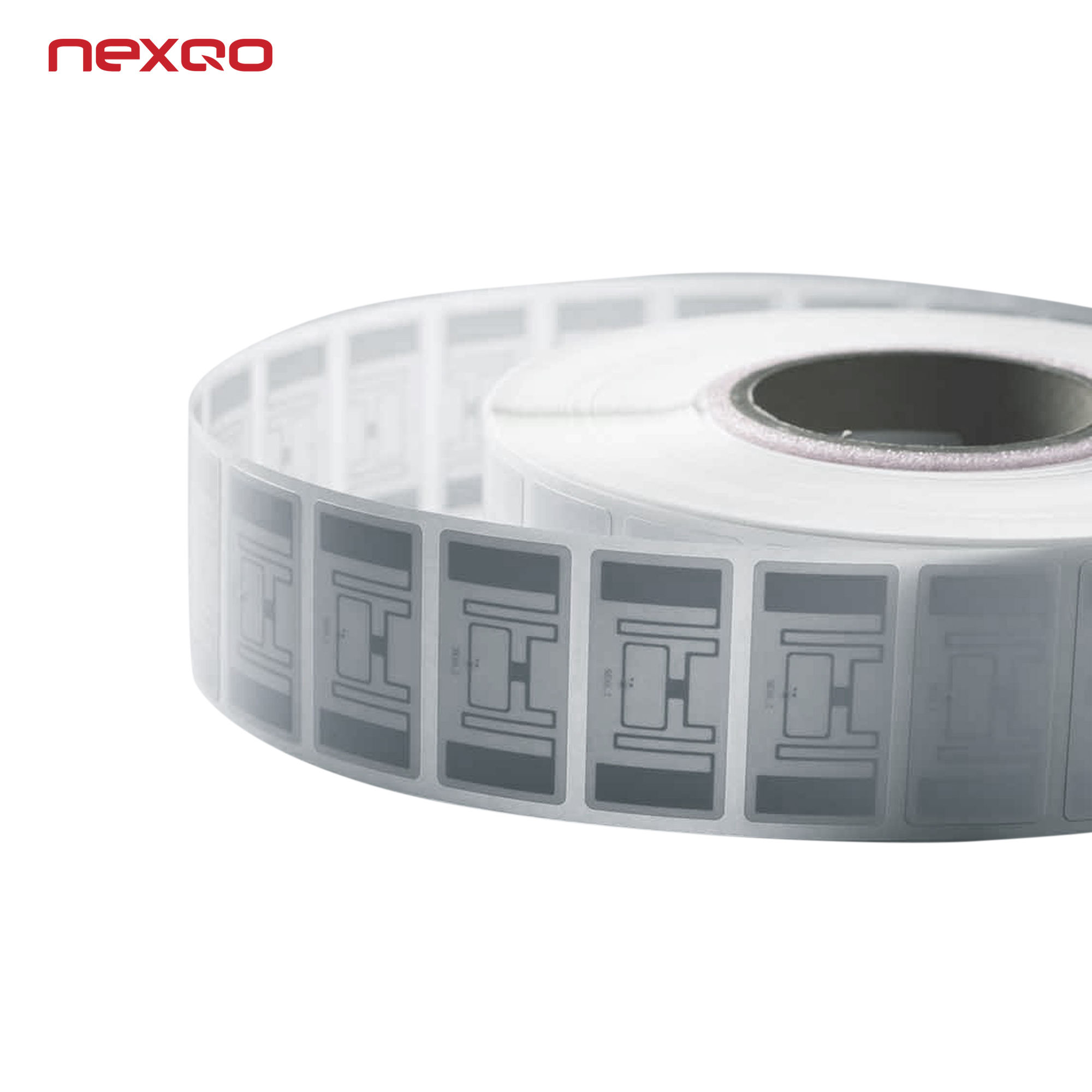 Rfid Paper Label DZ07 Nexqo Wholesale Customized Passive UHF RFID Paper Label Sticker