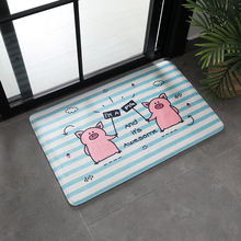 (CHAKME) New design anti-slip large outside door mats,colorful doormats rugs