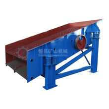 China Sand Gravel Mining Vibrating screen Factory
