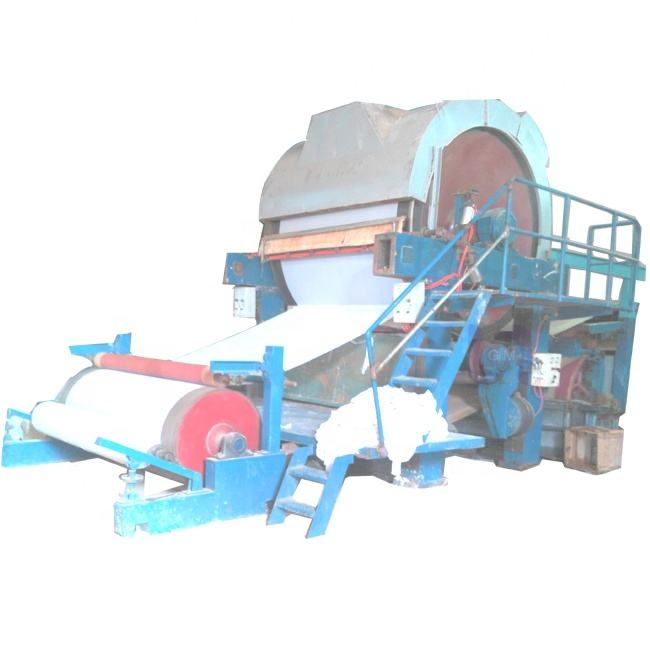 High quality after sale service mini jumbo 1 ply toilet roll machine