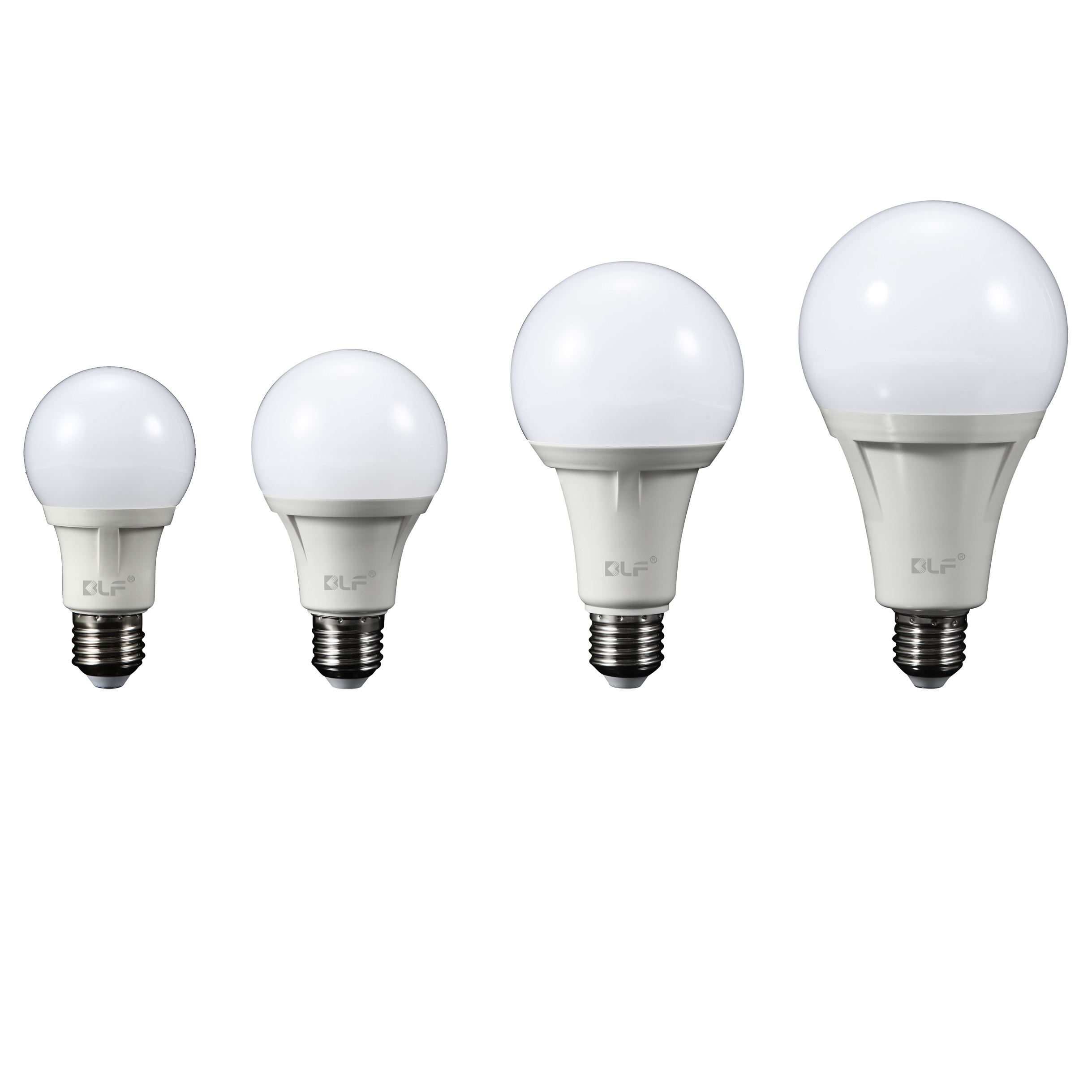 LED Bulb Raw Material 3W 5W 7W 9W 12W 15W 18W Self moulded A60 Bulb SKD lighting for Indoor Lighting