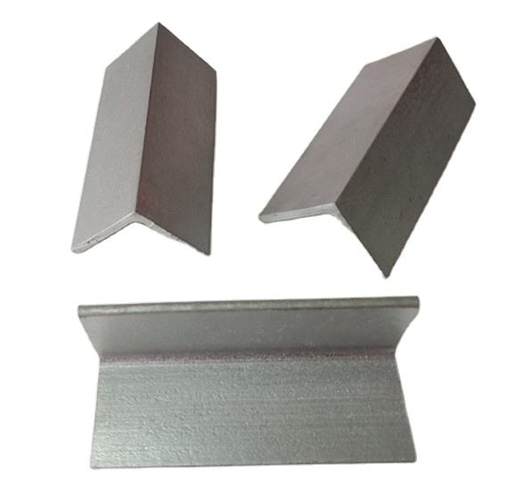 Q235 Suitable Prices Stamping Piece Steel Angle With Holes Hot Dip Galvanized Iron Angle