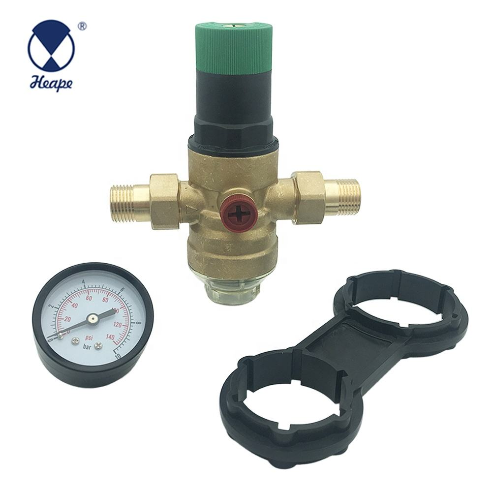 HEAPE Hot Water Pressure-Regulating Valve