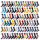 High Quality Men and Women Fashion Socks Mulit Variety of Styles Colorful Cotton Happy Socks Wholesale