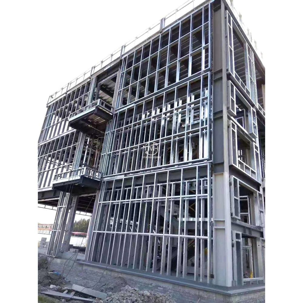 Design Quick Install Multi-Layer Pre Engineered Steel Structure