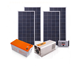 YIFAN household solar kit 1500W household independent power generation system