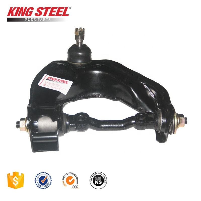 King Steel Upper Wishbone Control Arm for Mitsubishi Delica 1986-2013 MB598546 Suspension Arm
