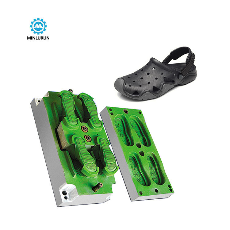 Jinjiang Maker Making Cheap And Beautiful EVA Injection Garden Shoes Mould