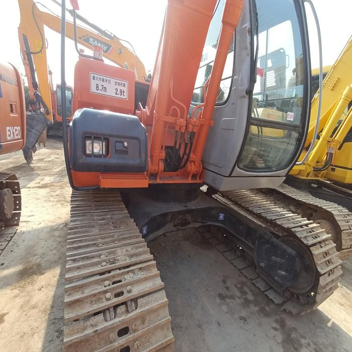 Made in 2013 Japan 12ton Sk-135sr Construction Machinery Used Excavator