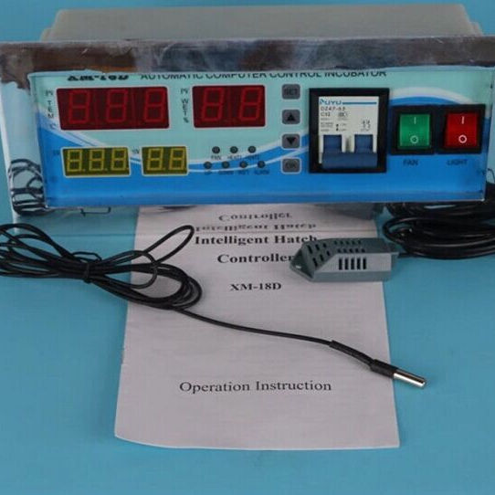Egg incubator spare parts/XM-18D egg incubator controller for sale