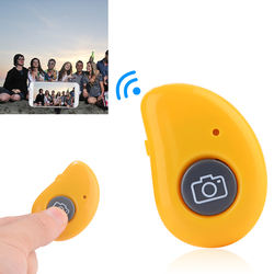 New Bluetooth Camera Remote Shutter for Smartphones Wireless