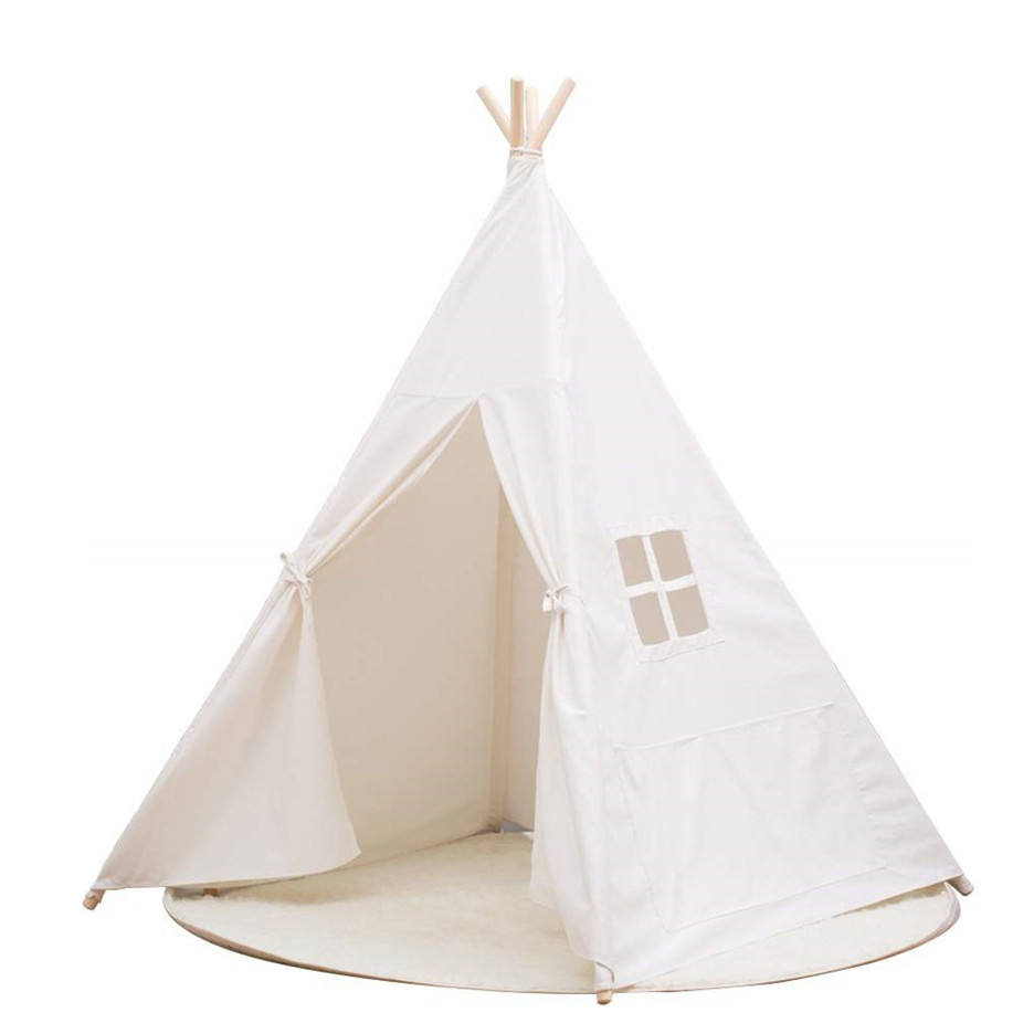 Children Play House Indoor and Outdoor Canvas Kids Teepee India Tent