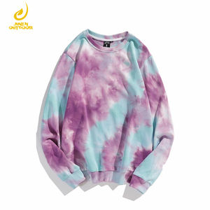 Custom hoodie men 100% Cotton mens crew neck sweatshirt pullover oversized hoodie,plain jumper hoodies tie dye sweatshirt
