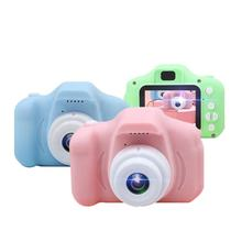 Relee New Arrival carton MINI smart 720P HD kids game digital camera  for Birthday /Christmas gift for kids video camera