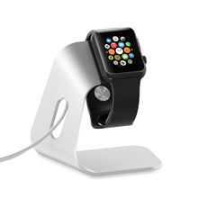 Free Shipping RAXFLY Metal Aluminum Plastic Watch Holder Stand / Smart Watch Stand For Apple Watch