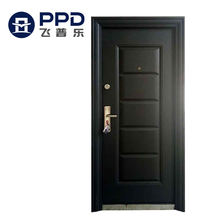 2020 Latest Design Luxury Style Hot Sale Fancy in China 32 X 79 Exterior Front Wrought Security Steel Door