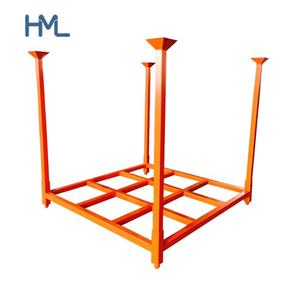 China heavy duty warehouse selective adjustable stackable removable steel storage tire post pallet racking for sale