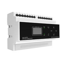 35mm Din Rail RS485 DALI Dimmer DALI Bus Integrated Dimming Control System