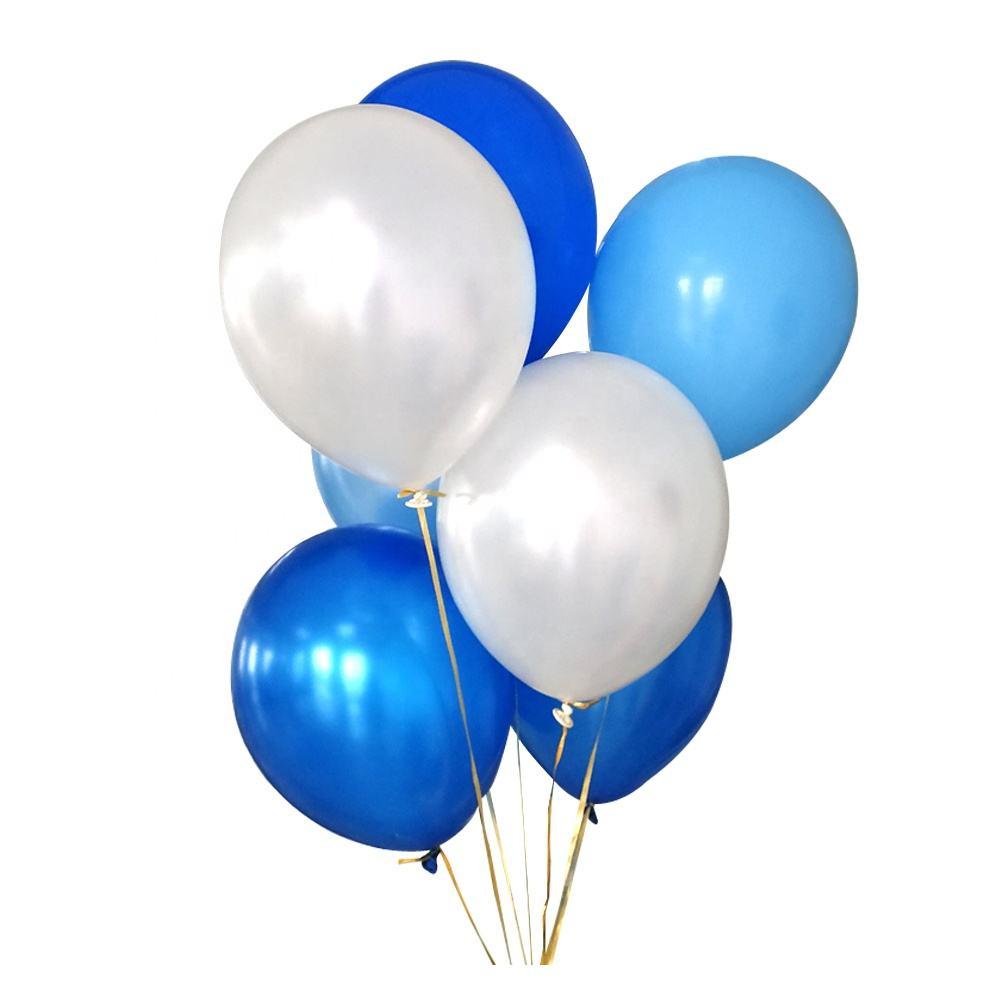 Fashion Party Decorations Gradual Digital Balloon Crown Balloon Birthday Party