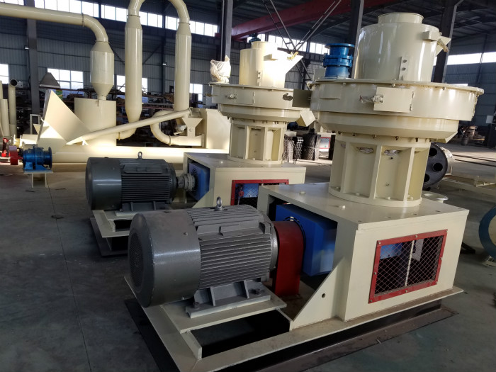 New Fuel Manufacturing Equipment Biomass Pellet Machine