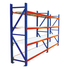 2000*600*2000mm Longspan Display Steel Shelving Light Duty Shelving for garage