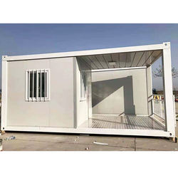 Certified Supplier Low Price Prefabricated Flat Pack Container House Movable Homes