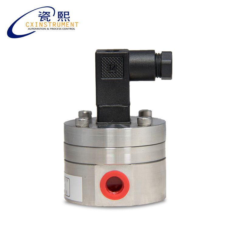 250C hydraulic oil super micro displacement flow meter for hydraulic system