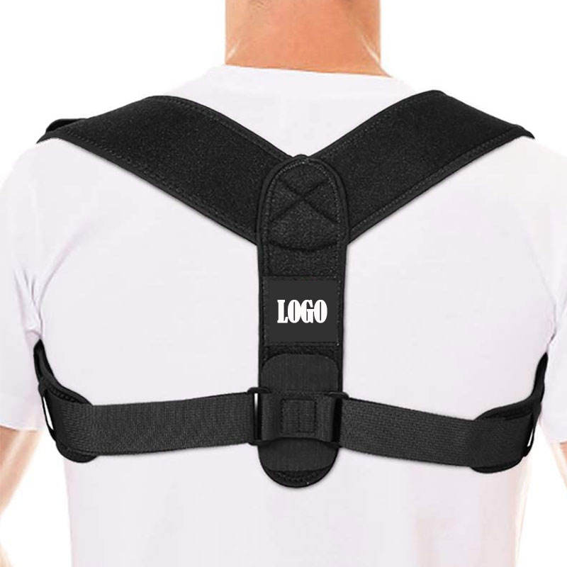Free Sample Available Straightening Posture Corrector Private Label Back Brace Posture Corrector