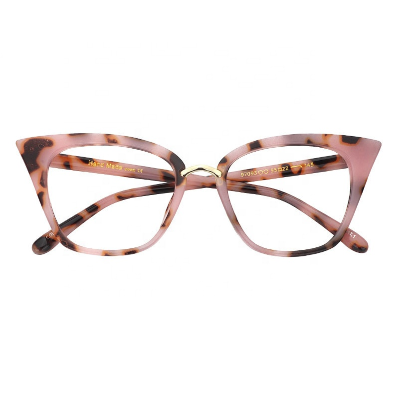 Fashion Ladies Cat Eye Optical Prescription Glasses Frame Eyewear Women Spectacles Eyeglasses Frames