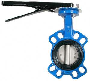 Competitive Price Cast Iron Lug Butterfly Valve