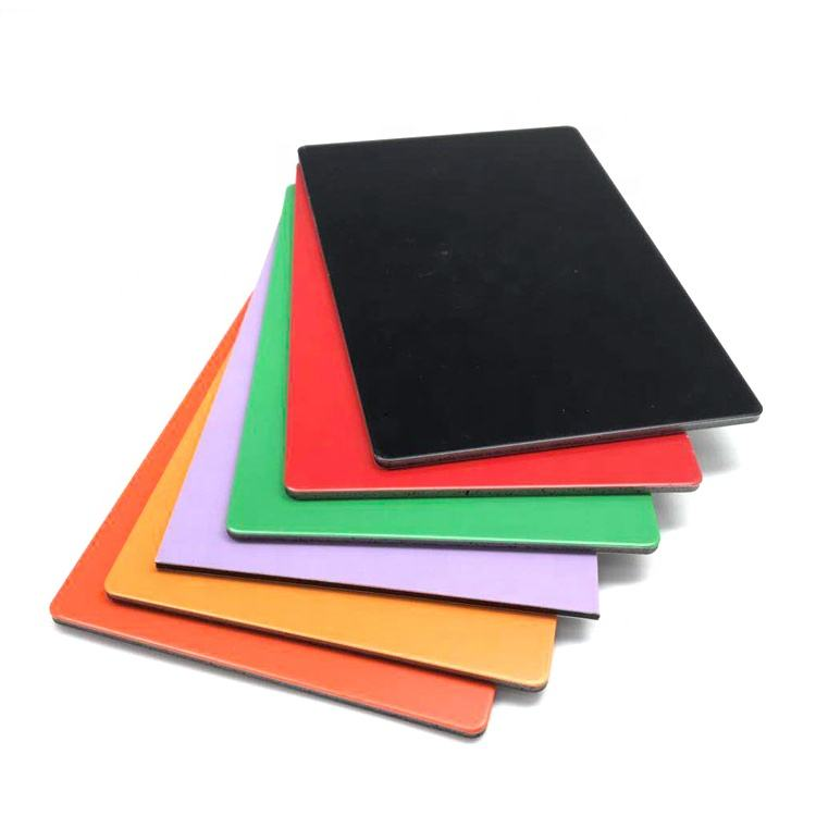 Aluminum Composite Panel ACP/ ACM Aluminum Composite Materials