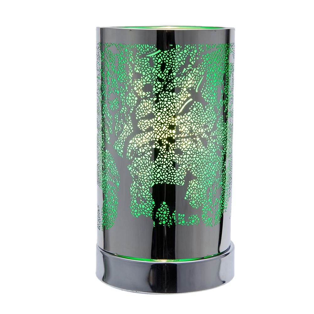 new design essential oil diffusers ultrasonic scented diffuser gift set deer and tree electric aroma diffuser TY8762