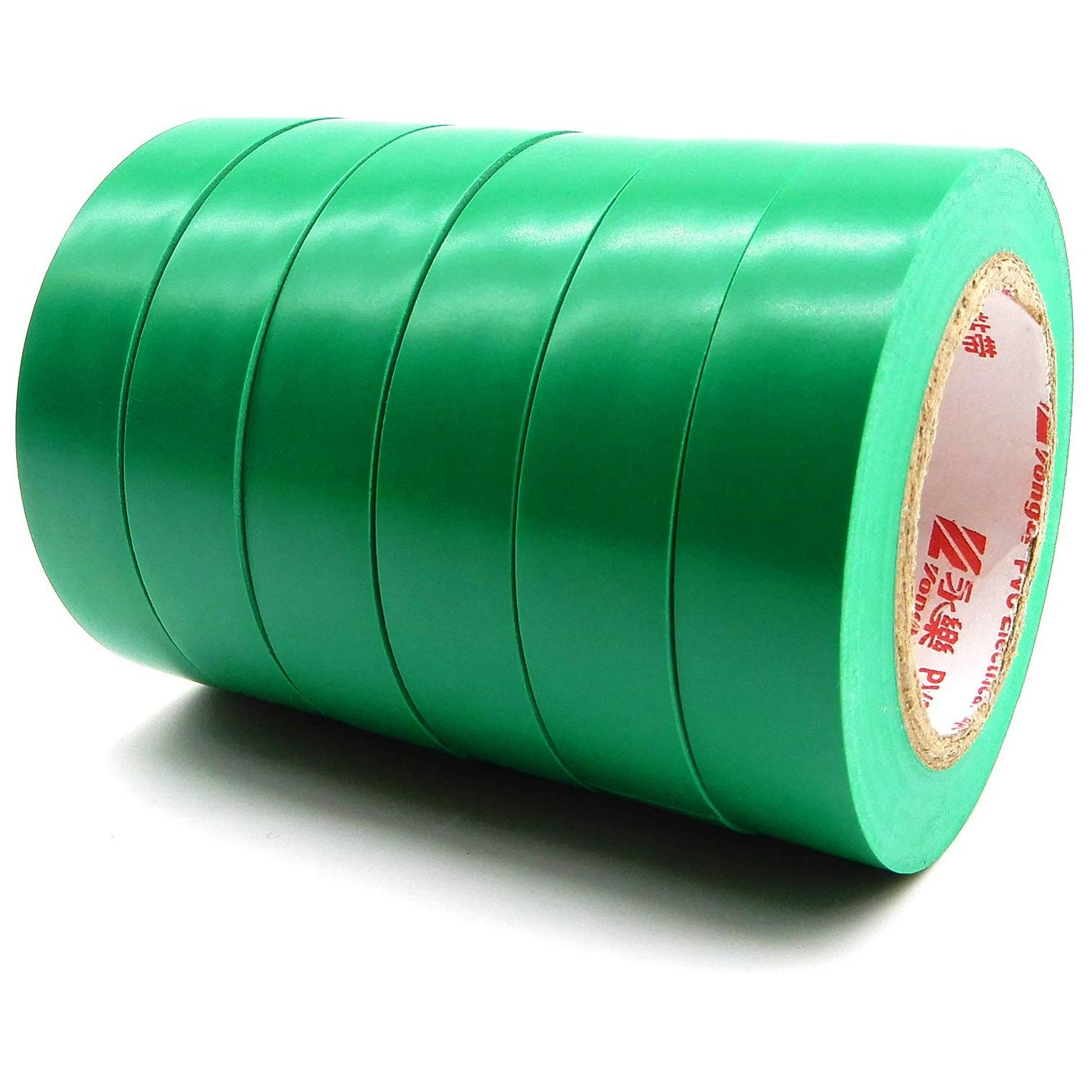 Hampool Electrical Insulated High Performance 0.15mm Thickness Pvc Tape Roll