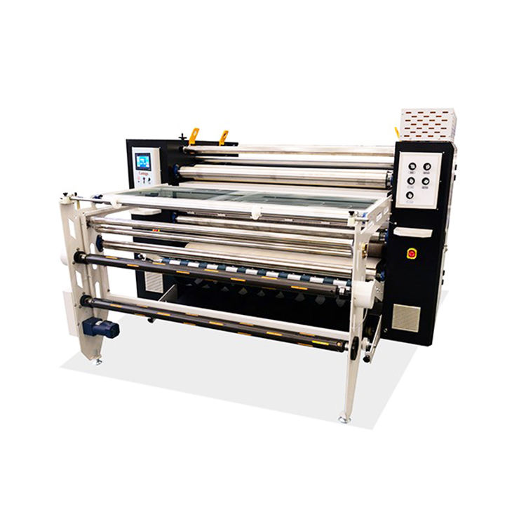 Eastsign Automatic Garment Sublimation Roll Rotary Heat Transfer Press Electric